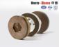 陶瓷倒角加工砂轮金刚石倒角轮碳化硅倒角轮厂家批发
